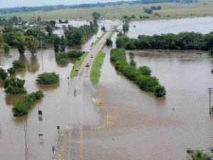 Se adjudicó el Plan Maestro Integral de la cuenca del río Salado $1209 Millones