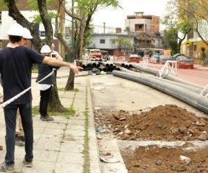 Mantenimiento y Rehabilitación de las redes de Agua y Cloaca en vía pública en el radio de la Concesión de AySA $ 6.095 Millones