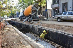 Se licitó la obra de desagües pluviales de la cuenca Ezpeleta de Victoria $110 Millones