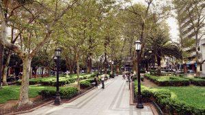 2 ofertas para la remodelación del Paseo del Siglo y la Plaza Pringles $ 55 Millones