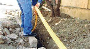Ofertas para lal red de gas de media presión en Albardón $6 Millones