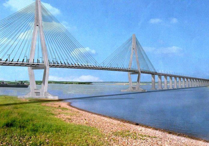 Resultado de imagen para segundo puente Chaco-Corrientes