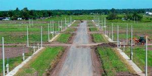 Salta Cinco empresas para obras de urbanización de 60 hectáreas $ 42 Millones