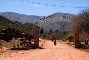 Siete oferentes para construir badenes en Aicuña