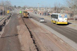 Metrobús Neuquén Bricons SA ejecutara obras por $ 166 Millones