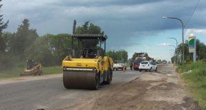 Repavimentación de la Ruta 191 y el acceso a la localidad Santa Lucía $157 Millones