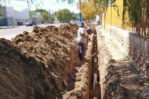 Mejoramiento del sistema de agua potable en Gral Roca 4 Empresas más de $100 Millones