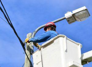 Sunchales obras de electrificación $2 Millones