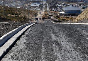 Pavimentación de calles en Caleta Olivia $30 Millones