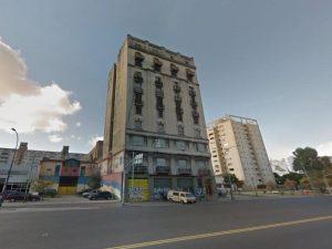 Demoliciones Mitre SRL comenzará la demolición del edificio Marconetti para extender el Metrobus del Bajo $ 16 Millones