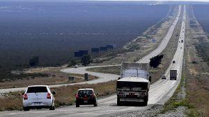 """Según Vialidad Nacional ahora """"están dadas todas las condiciones para terminar la Doble Trocha"""" Trelew y Puerto Madryn"""