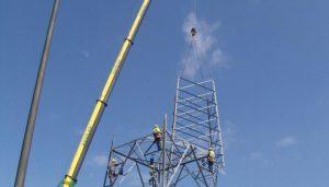 Avanza la construcción de la línea de alta tensión San Juan – Iglesia U$S 110 Millones