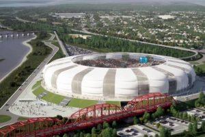 3 ofertas para la obra del estadio único de Santiago del Estero $ 895 Millones