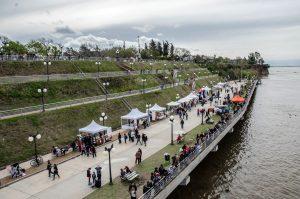 Reconstrucción del Paseo de la Libertaden San Lorenzo $244 Millones