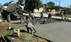 Zarate, adjudicaron a CAR JOR pavimento y obras complementarias en Rómulo Noya $5 Millones