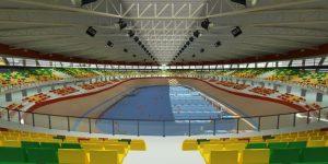 El Velódromo de San Juan, centro de la futura ciudad deportiva $1.628 Millones