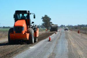 Santa Fe obras viales en los departamentos General López y Caseros $35 Millones
