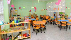 Adjudicación de Jardines de Infantes Zona Cuyo y Córdoba $555 Millones