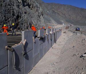 Comienzan los trabajos del último tramo de la Ruta 12 a Calingasta