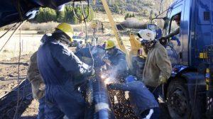 Está cada vez más cerca el gas que le falta a la cordillera $1.000 Millones