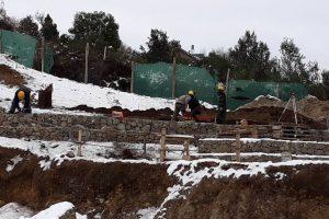 Hiza comenzó la construcción del gimnasio de la Universidad del Comahue $62 Millones
