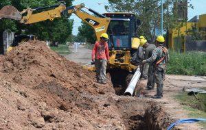 La expansión de obras cloacales como gestión metropolitana en Santa Fe