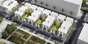 420 viviendas 28 Locales Comerciales Obras Exteriores Etapa 5 B° papa Francisco CABA 12 Ofertas $690 Millones