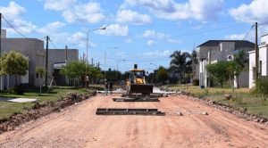 3 ofertas para pavimentar 30 cuadras de un barrio de Concepción del Uruguay $21 Millones