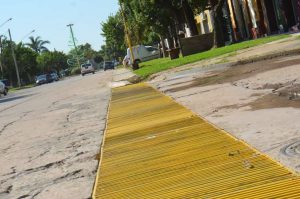 Avanzan obras públicas municipales en Paraná por 500 millones de pesos