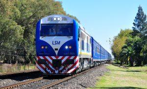 Electrificación de la línea San Martin Retiro Pilar Etapa I $8.718 Millones