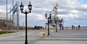 Cuatro empresas para la licitación del Paseo Portuario Bahía Blanca $18 Millones