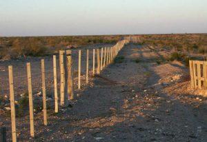 Picadas cortafuegos obra por $11 Millones
