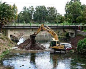 Presa de Regulación del Arroyo Pergamino 13 Ofertas $1317 Millones