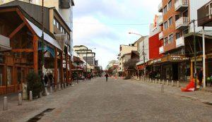 3 empresas ofertaron para terminar la calle Mitre de Bariloche $50 Millones