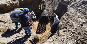 Municipalidad de Frontera obras de desagües 4 Ofertas $1 Millón