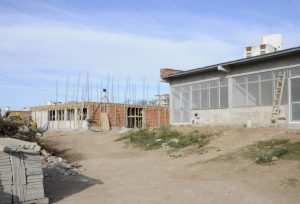 Tandil dos empresas presentaron sus ofertas para reanudar las obras del edificio de Polivalente $15 Millones