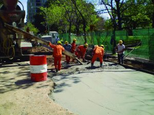 Viedma obras de consolidación de espacios verdes y forestación en los barrios 22 de Abril, 30 de Marzo y Nehuén $4 Millones