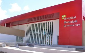 2 Ofertas ampliación Hospital Municipal «Dr. Héctor M. Cura» $100 Millones