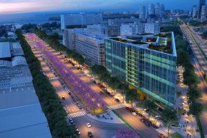 Distrito Quartier: avanza la obra del nuevo ícono de la ciudad