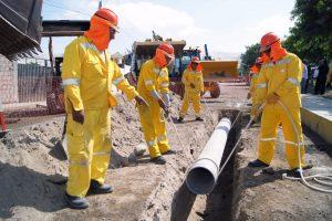 Machirent S.A. construirá la extensión de la red de agua en el barrio La Elena de Tandil