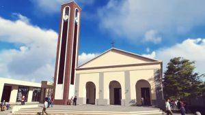 Adjudicaron a Nacusi Construcciones las obras del templo de Jáchal $147 Millones