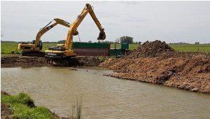 Adjudicaron a QUEIROZ GALVAO – CENTRO CONSTRUCCIONES S.A. la Ampliación del Río Salado Tramo IV I-B $ 4.274 Millones