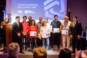 Arquitectos del norte argentino fueron premiados en Salta