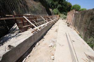 Daniel Baron ejecutará obra para los desagües pluviales de la Cuenca Ezpeleta en Victoria $121 Millones