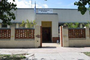 Olavarría obras Hospital de Espigas 2 ofertas $1 Millón
