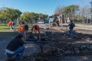 Intervención Urbana y Puesta en valor de de Plaza Villa Pora – Lanus $130 Millones