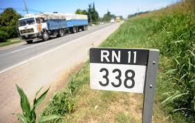 Adjudicaron a ICF la conservación mejorativa RN 11 Km794.69 – 1002.00 $197 Millones