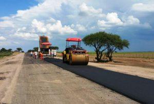 Ruta provincial 7 La Pampa obras de conservación de 85 kilómetros $130 Millones 3 ofertas