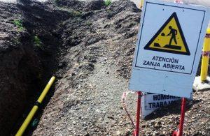 Oferta para el tendido de red de gas en el barrio Akar de Ushuaia $8 Millones