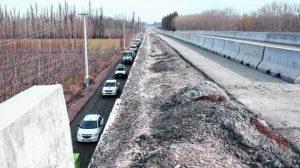 Burocracia y ajuste: la obra de la Ruta 22 que se frenó cuando debían inaugurarla